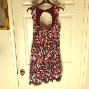 Free People Dresses - Free People short floral sundress sz 6